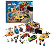 LEGO LEGO City 60258 Tuning Workshop
