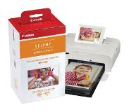 Canon SELPHY CP1300 Wit Starterskit