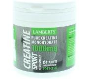 Lamberts Creatine 1000 mg 250 Tabletten 250tb -