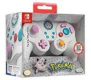 PDP intendo Switch controller Smash Pad Pro Jigglypuff Wit