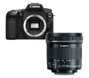 Canon EOS 90D + 10-18mm iS STM