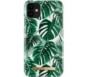 IDEAL OF SWEDEN Fashion Case iPhone 11 Monstera Jungle