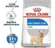 Royal Canin Mini Light Weigth Care hondenvoer 3 kg