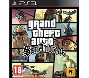 Sony Grand Theft Auto: San Andreas, PS3 Basis PlayStation 3 video-game
