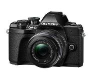 Olympus OM-D E-M10 Mark III Body Zwart + 14-42mm IIR Zwart