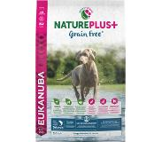 Eukanuba Natureplus+ Puppy Grainfree All Breeds Zalm&Gevogelte&Rijst - Hondenvoer