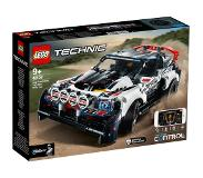 LEGO Technic app controlled Top Gear rally car 42109