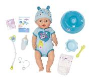 Baby Born Interactieve pop Soft touch Jongen