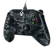 PDP Wired Deluxe Controller Xbox One/PC (Zwart)