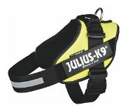 Julius-K9 IDC Powerharness 2 (71-96cm) Neon Geel