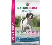 Eukanuba Natureplus+ Adult Grainfree All Breeds Zalm&Gevogelte&Rijst - Hondenvoer