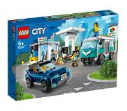 LEGO City 60257 Bezinestation