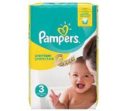 Pampers Premium Protection maandbox maat 3 (6-10 kg) 204 luiers