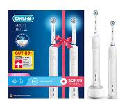 Oral-B PRO 1 290 White met Extra Body