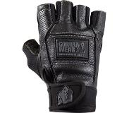 Gorilla wear Hardcore Gloves Zwart - 3XL
