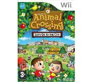 Nintendo Animal Crossing Let's Go to the City Nintendo Selects (Wii)