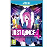 Ubisoft Just Dance 4, Wii U