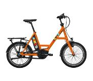 "ISY DrivE S8 20"", pure orange 20"" (20"") 2020 E-bikes urban"