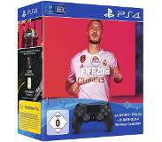Sony playstation ps4 controller dual shock zwart incl. fifa 20