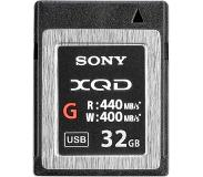 Sony XQD High Speed 32GB R440 W400
