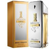 Paco Rabanne 1 million lucky edt spray 100ml