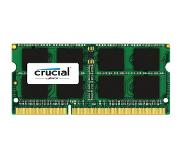 Crucial 4GB DDR3L 1866 MT/s CL13 PC3-14900 SODIMM 204pin voor Mac