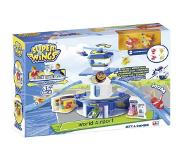 Super Wings Wereld Luchthaven Speelset