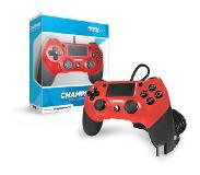 Playstation 4 TTX Playstation 4 Champion Wired Controller Red