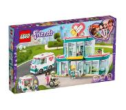 LEGO en Playmobil: LEGO Friends 41394 Heartlake City Ziekenhuis