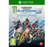 Namco Monster Energy Supercross: The Official Videogame 3 NL/FR Xbox One