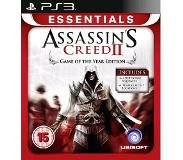 Ubi Soft Assassin's Creed 2 Game of the Year (Essentials)