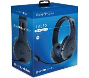 PDP LVL50 Wireless Headset - PlayStation 4 - Grijs
