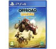 Sony Offroad racing (PlayStation 4)