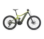 "Giant Trance E+ 1 Pro, acid yellow/army green L | 48,2cm (27.5+"") 2020 Elektrische Fully's"