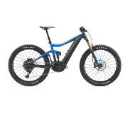 "Giant Trance E+ 0 Pro, metallic blue/core black gloss matte M | 44,5cm (27.5+"") 2020 Elektrische Fully's"