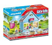 Playmobil City Life Mijn Kapsalon - 70376