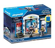 Playmobil City Action Speelbox Politiestation - 70306