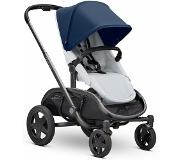 Quinny Hubb Mono Kinderwagen - Navy On Grey +