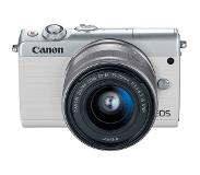 Canon EOS M100 Wit + 15-45mm IS STM