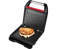 George Foreman Steel Grill Family Rood