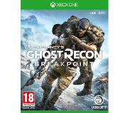 Ubisoft Tom Clancy's Ghost Recon: Breakpoint Xbox One