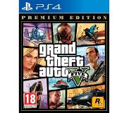 Take-Two Interactive Grand Theft Auto V (GTA 5) Premium Edition PS4