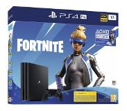 Sony PlayStation 4 Pro 1 TB Fortnite Bundel