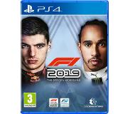 Codemasters F1 2019 Standard Edition PS4