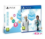 Playstation 4 Big Pharma Manager Edition UK/FR PS4