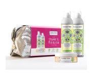 Human + kind Toilettas Miracle Vegan Moisturise Set