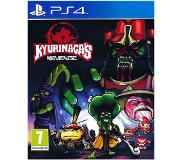 Badland Games Kyurinagas Revenge - Sony PlayStation 4 - Seikkailu