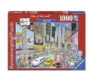 Ravensburger Fleroux New York, 1000st.