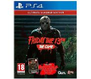 505 games Friday the 13th: The Game - Ultimate Slasher Edition - PS4