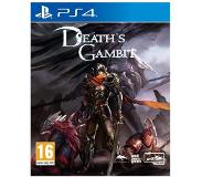 Adult Swim Games Death's Gambit NL/FR PS4